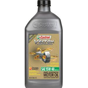 Castrol-Vectron